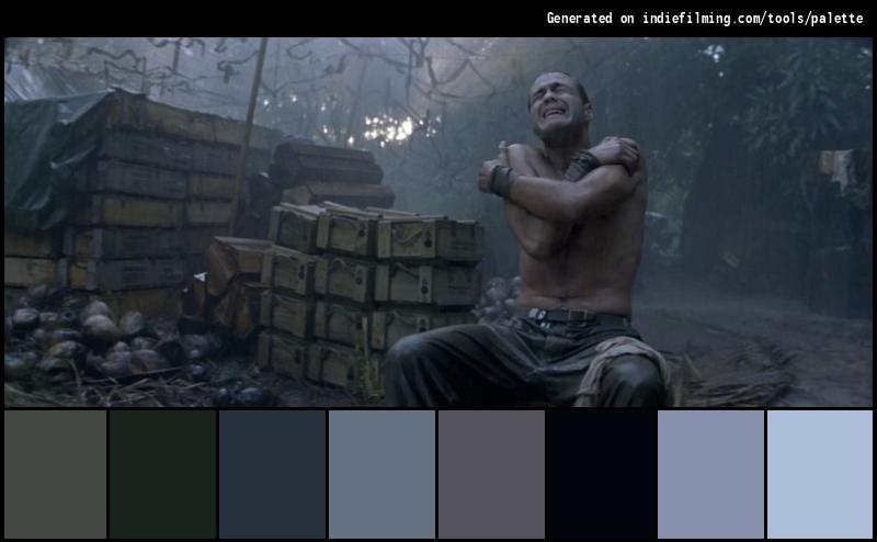 Color Palette: