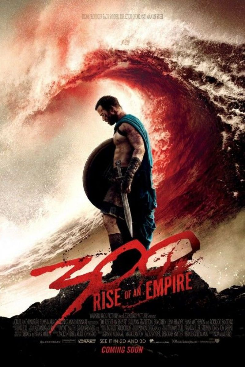 300 2: Rise of an Empire (2014)