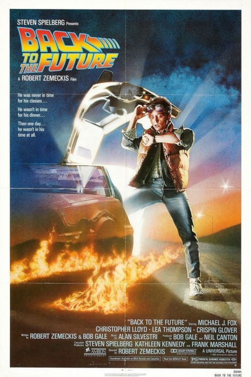 Back to the Future I (1985)