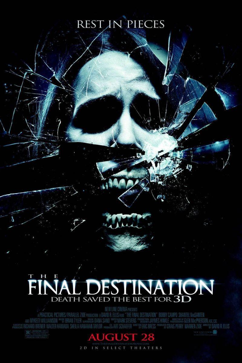 Final Destination 4: The Final Destination (2009)