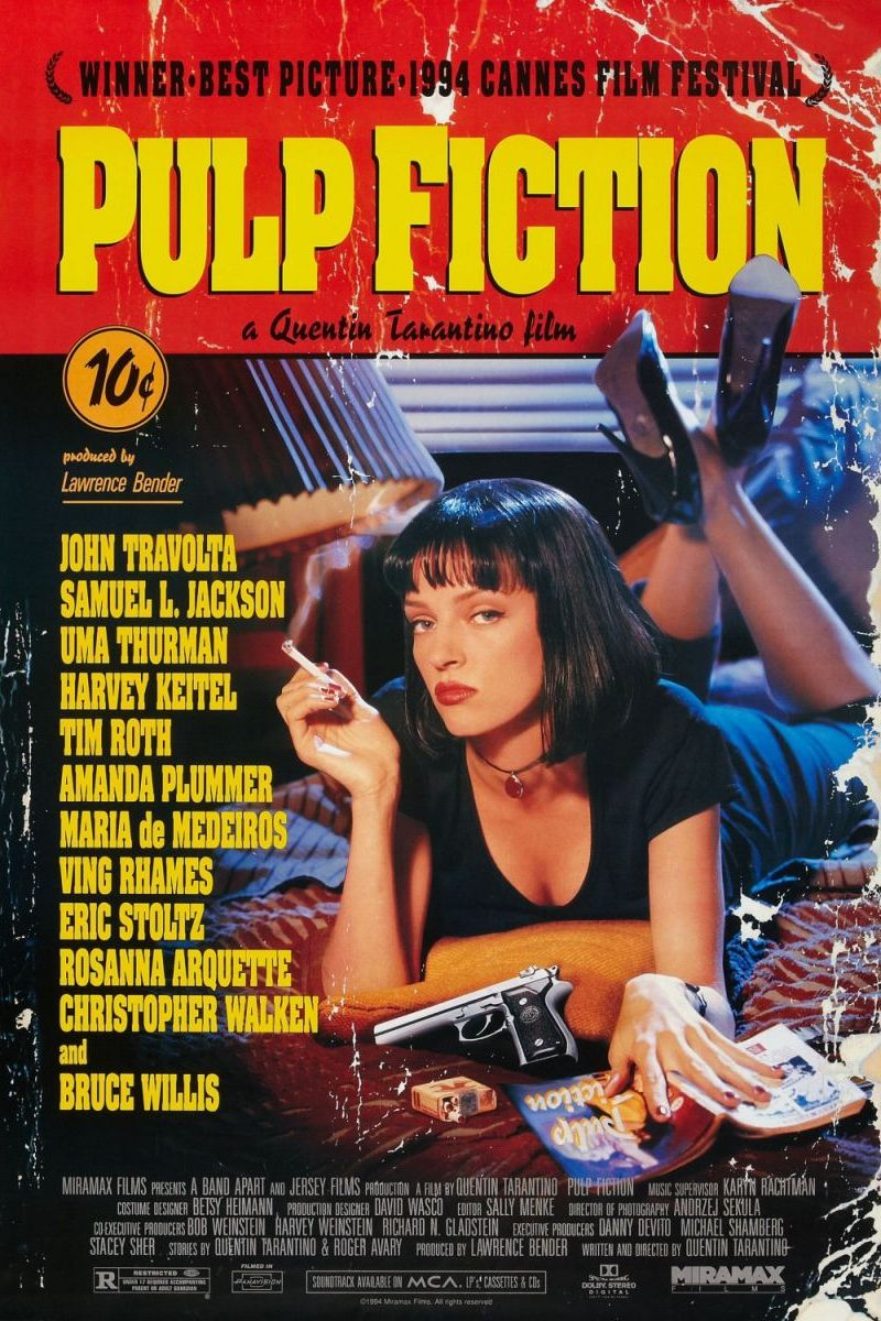 Pulp Fiction - Chronological Cut (1994)