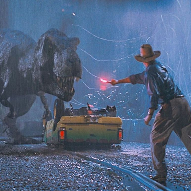 "The Scale and Framing of ""Jurassic Park"""