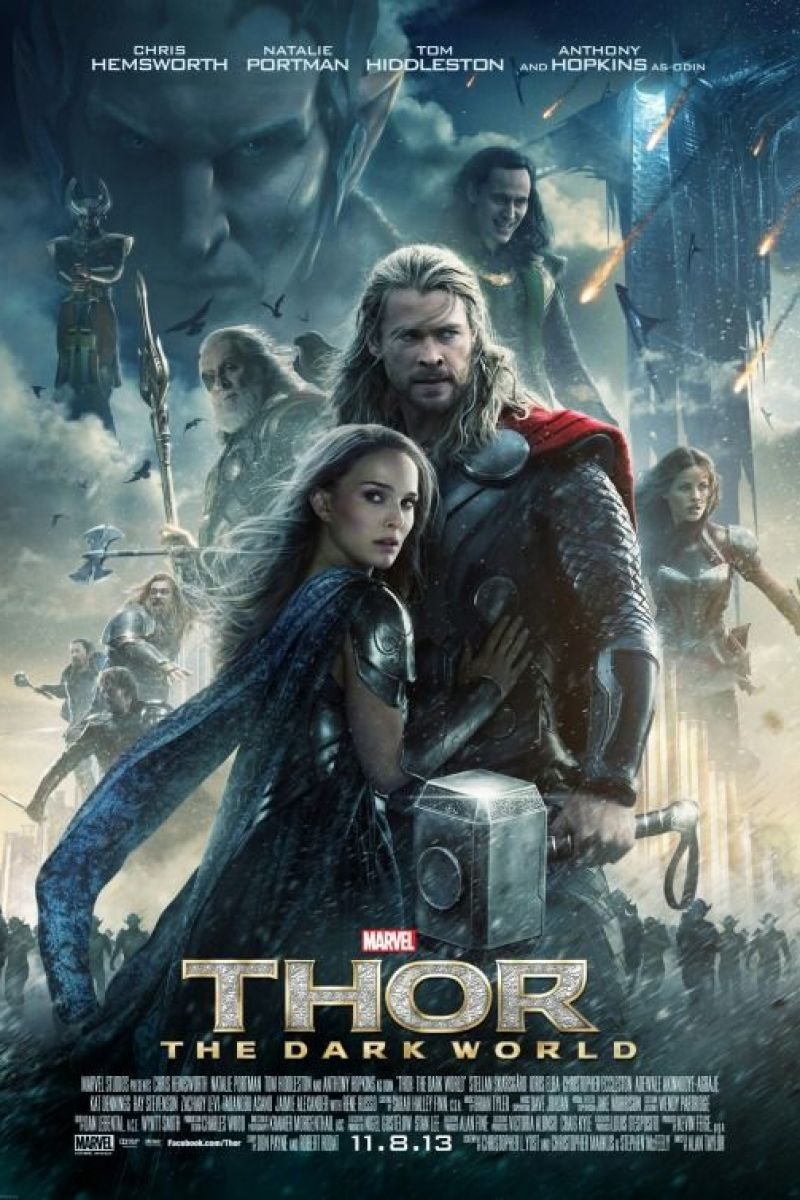 Marvel's Thor: The Dark World (2013)