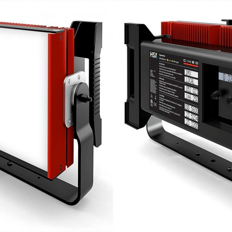 Cineo HSX — the Color-Tunable HS2