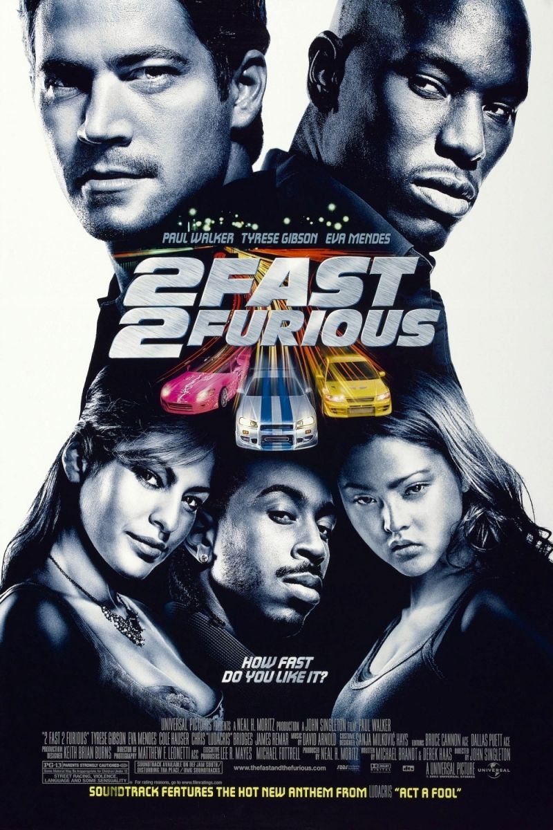 Fast and Furious 2 (2003)