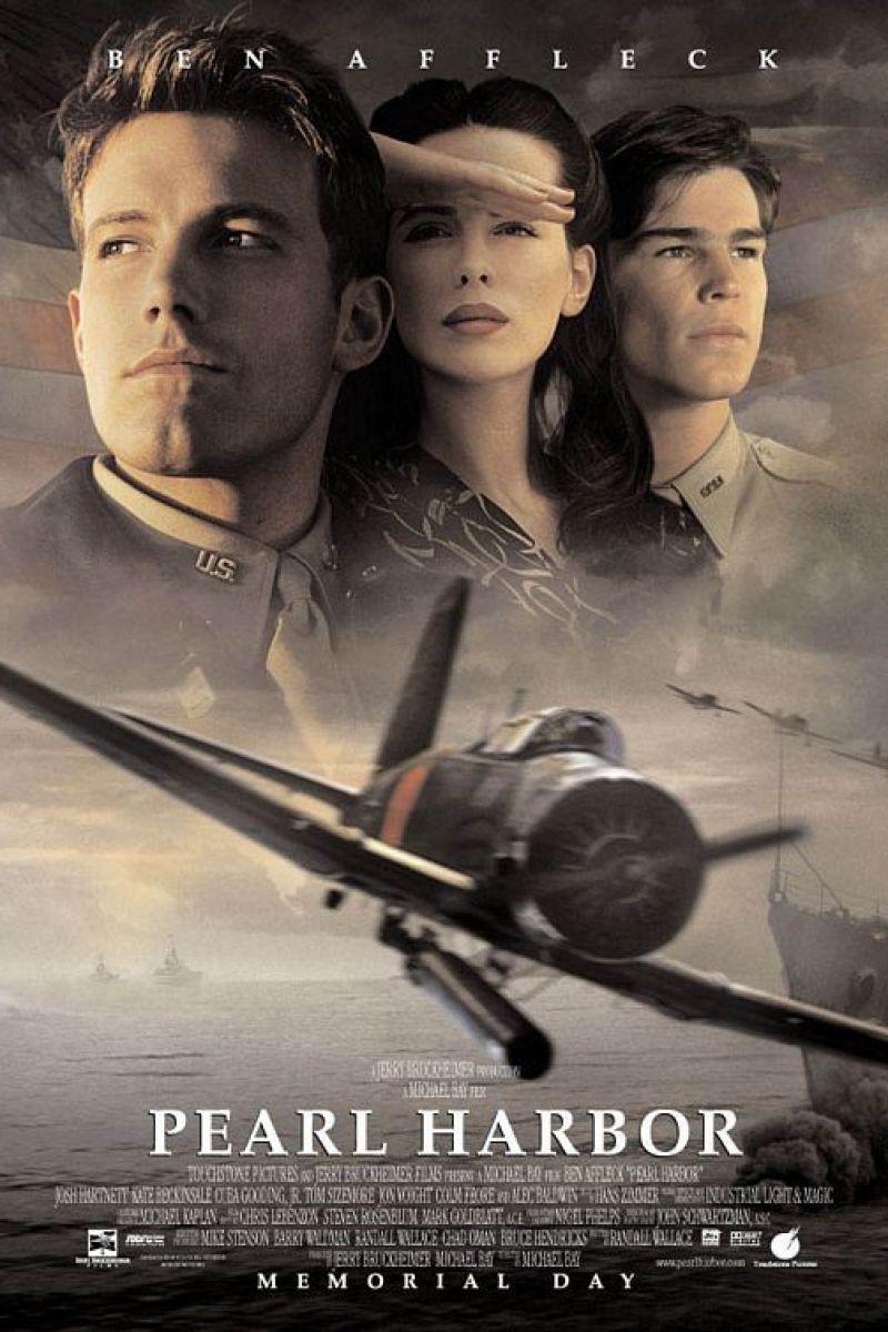 Pearl Harbor (Director's Cut) (2001)