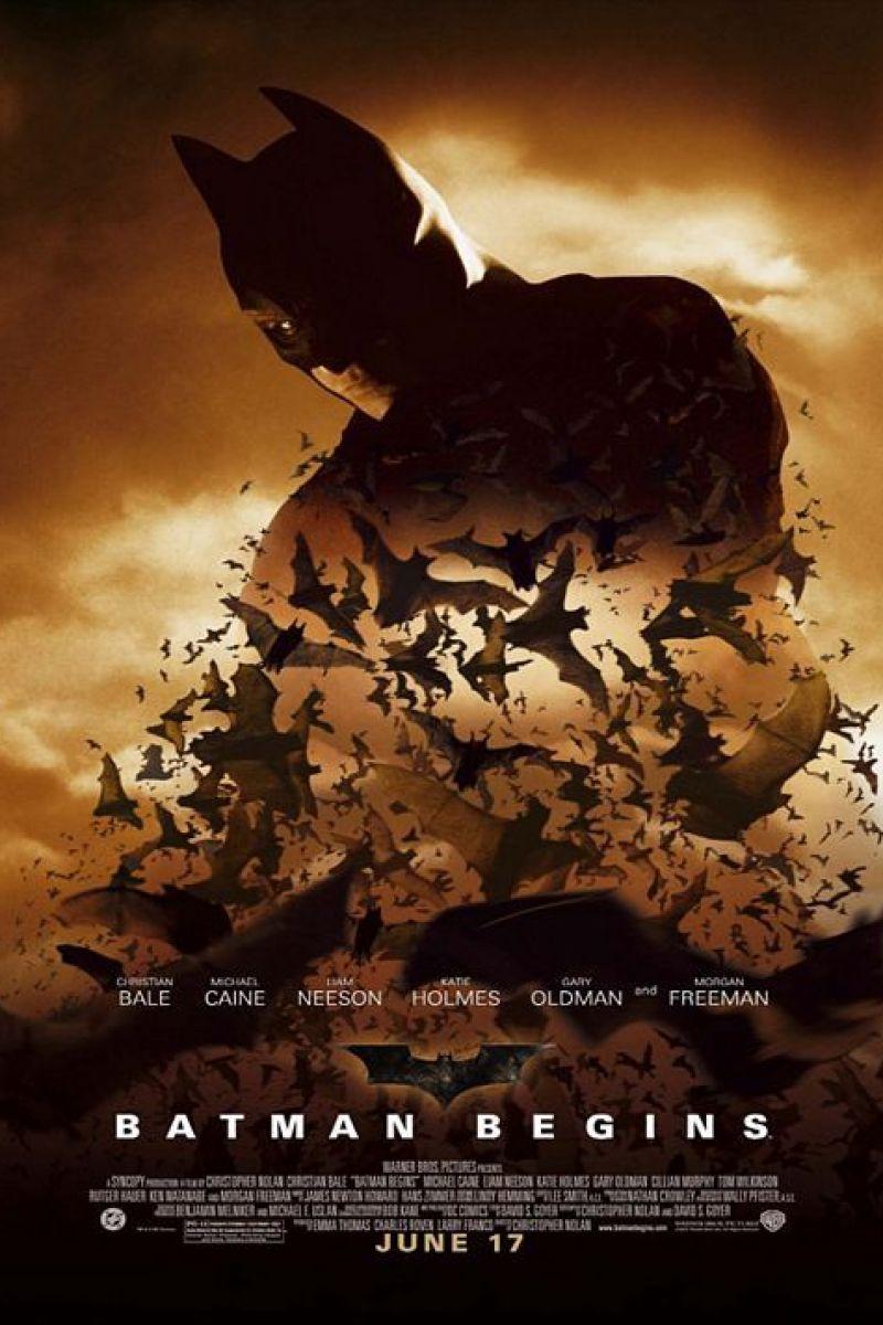 Batman Dark Knight 1 - Batman Begins (2005)