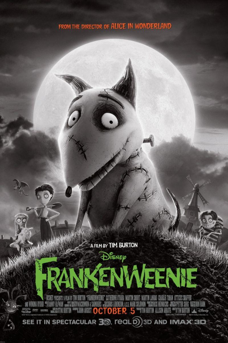 Frankenweenie 3D (2012)