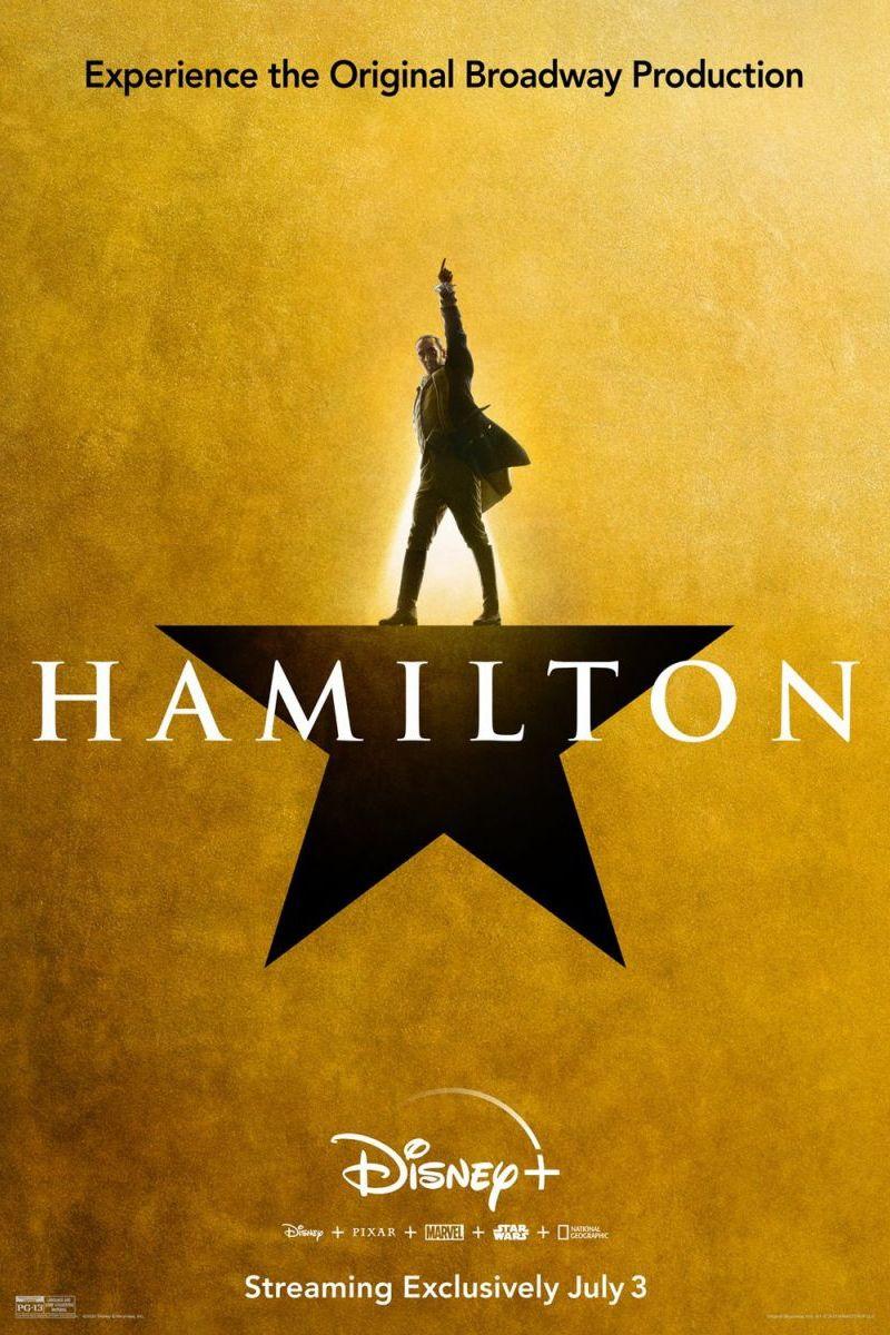 Hamilton An American Musical (2020)
