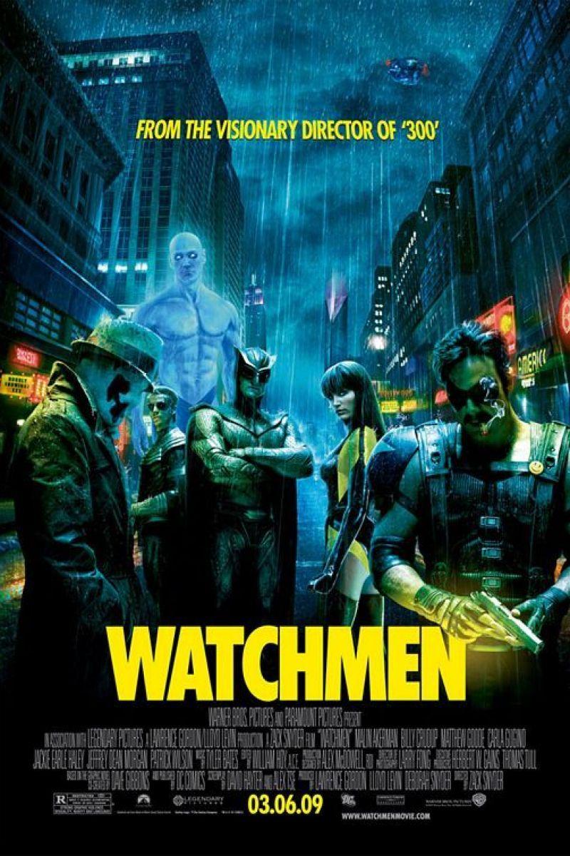 Watchmen Director's Cut (2009)