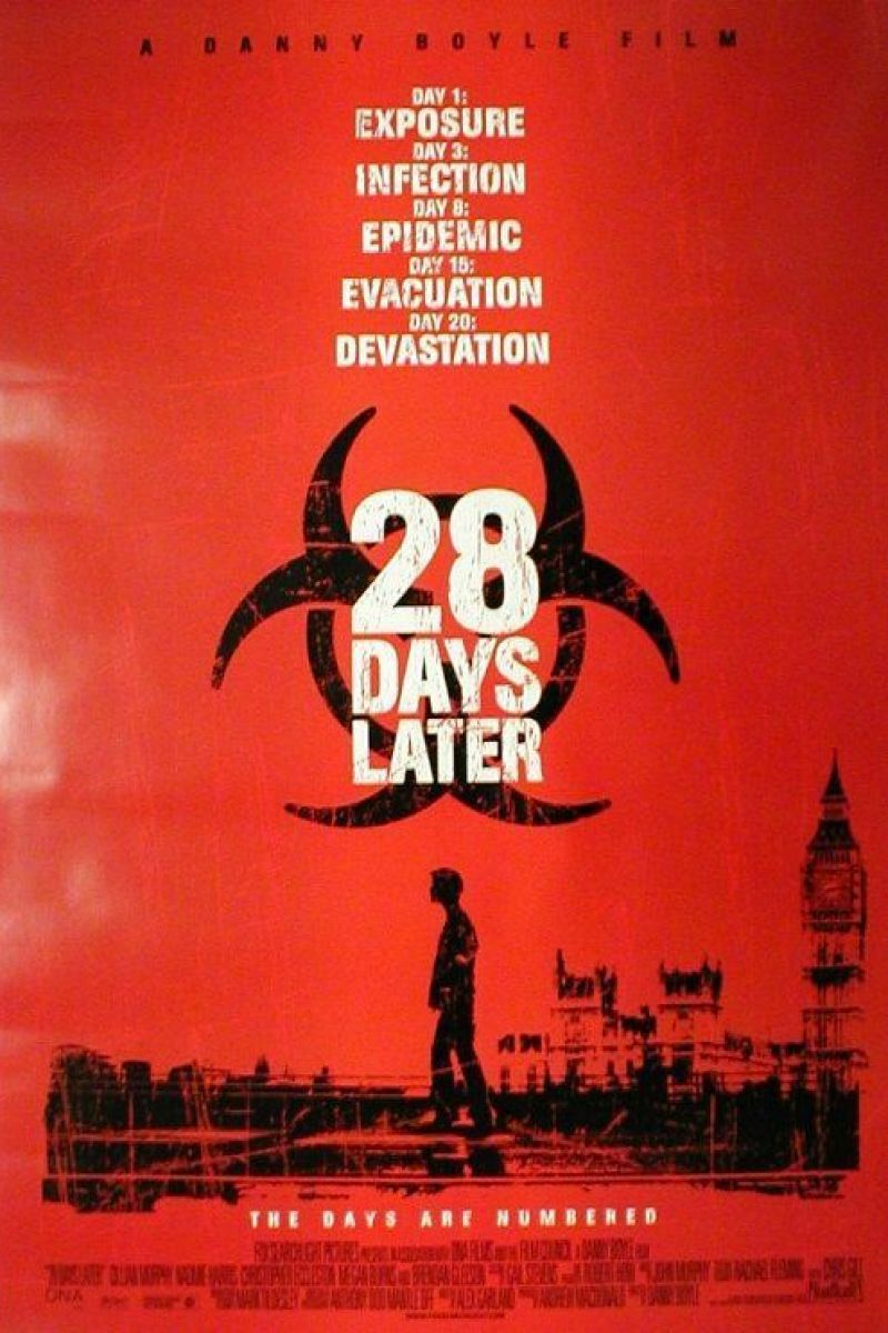 28 Days Later... (2002)