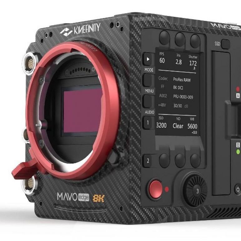 Kinefinity Announces Mavo Edge 8K