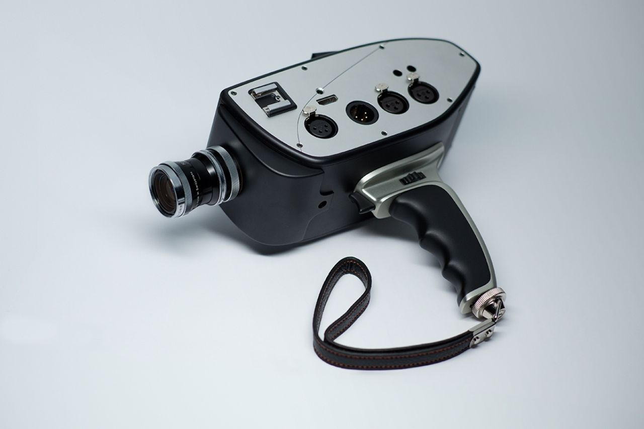 Power Draw of Digital Bolex D16