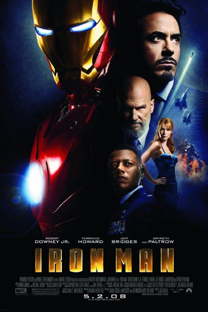 Marvel Studios' Iron Man (2008)