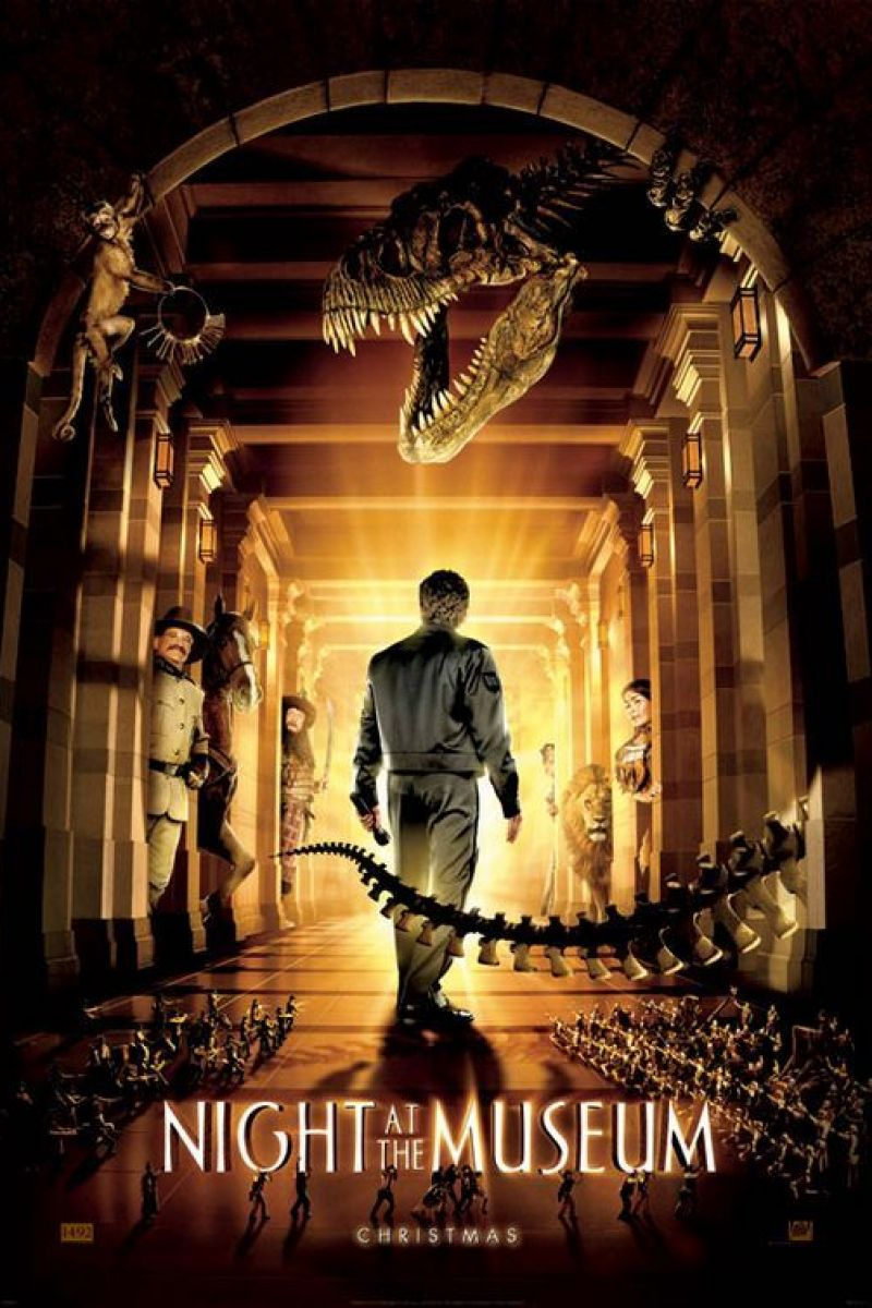 Night at the Museum 1 (2006)