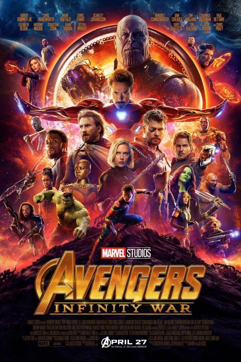 Avengers: Infinity War. Part I (2018)