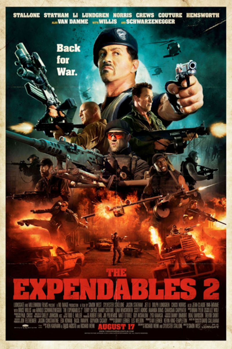 Expendables 2 (2012)