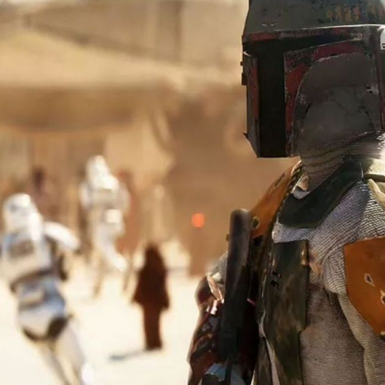 "The Virtual Production of ""The Mandalorian"""