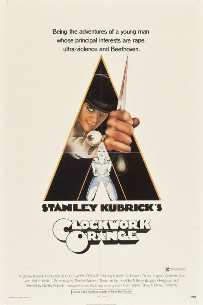 Clockwork Orange, A (1971)