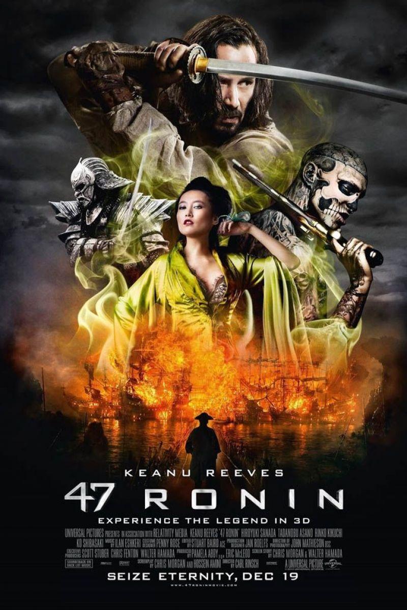 47 Ronin 3D (2013)