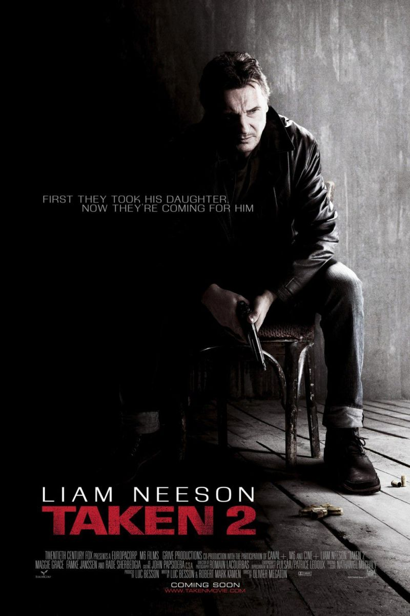 Taken 2 (Unrated Cut) (2012)